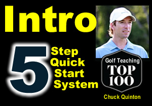 RST Five Step Golf Swing - Introduction