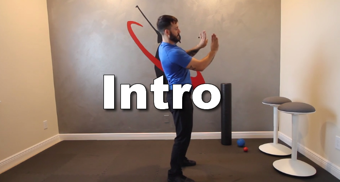 Golf and the Thoracic Spine Series Intro