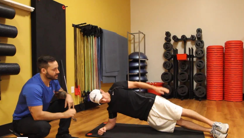 Golf Core Strength for Beginners