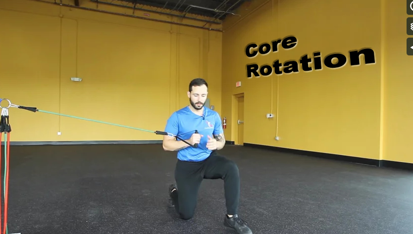 RST FitKit - Weight Shift Exercise