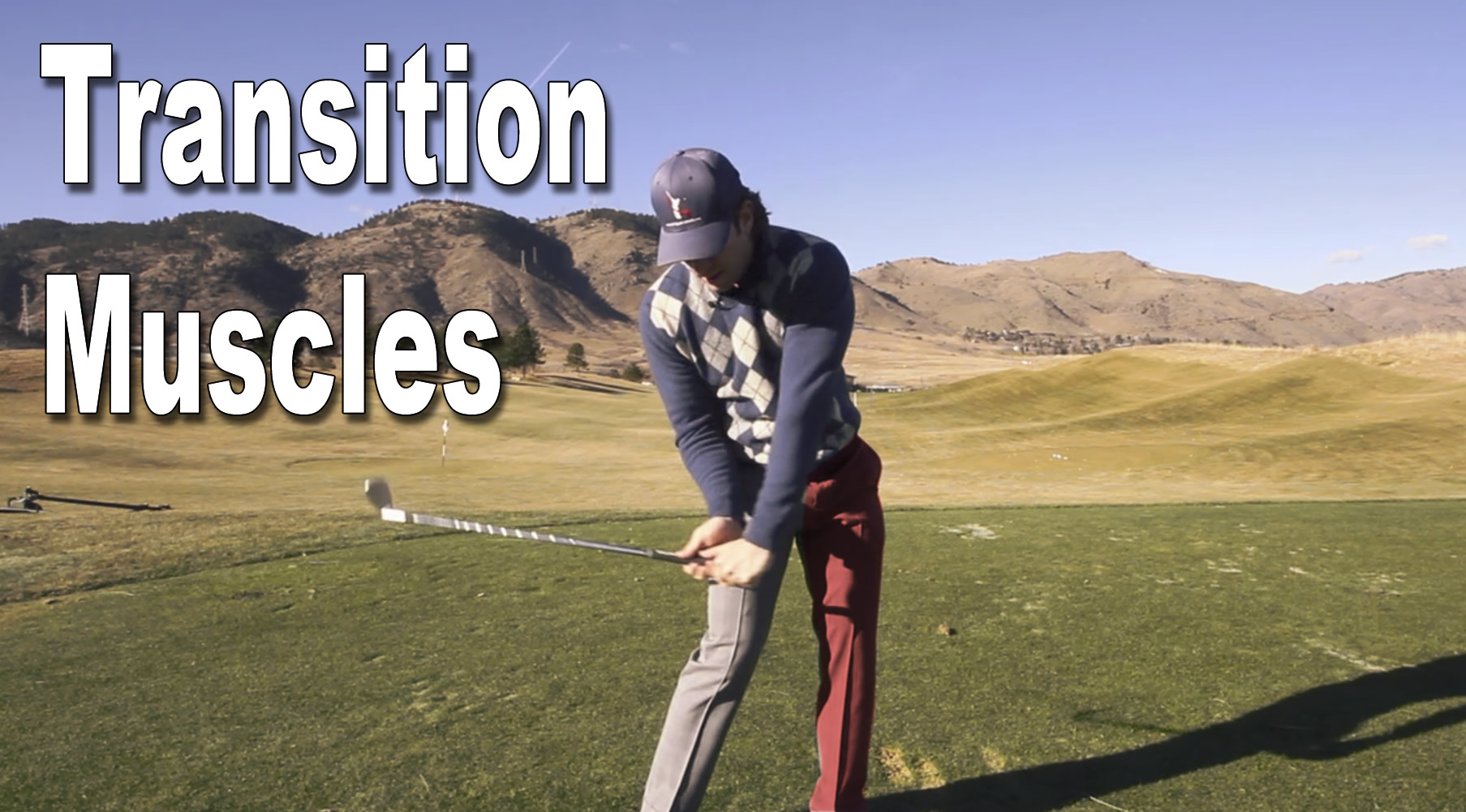 Which Muscles to Feel During Golf Swing Transition