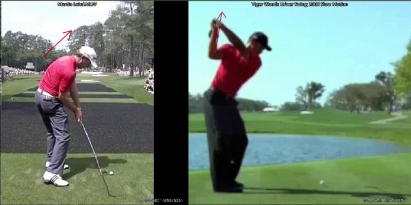 Martin Laird Golf Swing Analysis
