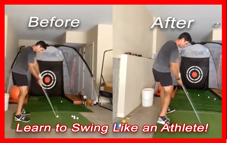 Restore the Athleticism in Your Swing Like this Former NFL QB