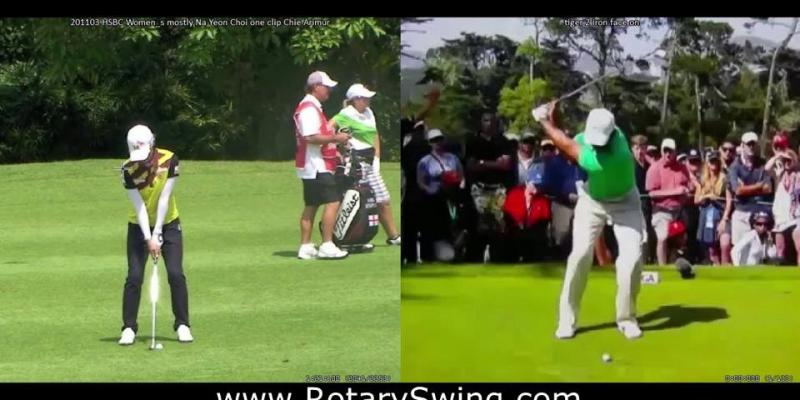 Na Yeon Choi Golf Swing Analysis