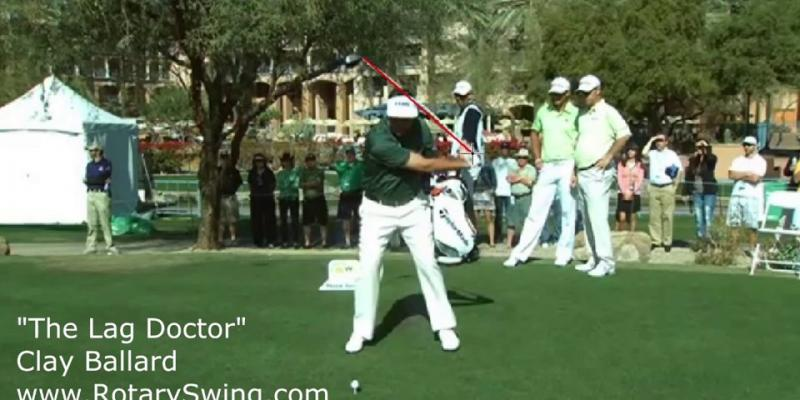 Phil Mickelson Golf Swing Lag Analysis