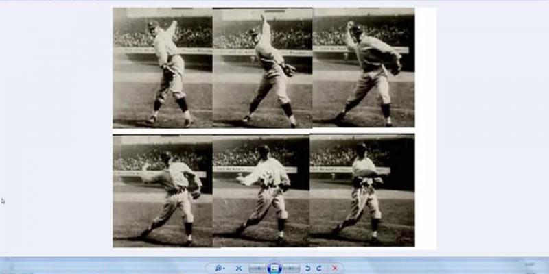 Baseball Pitchers - Golf Transition