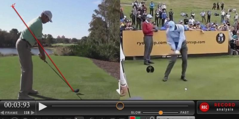 Matt Kuchar Consistent Golf Swing