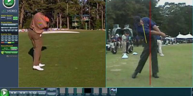 Mark O'Meara Golf Swing Analysis