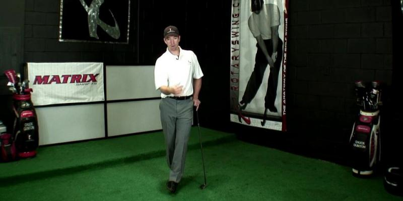 Left Side Breakdown in the Golf Swing