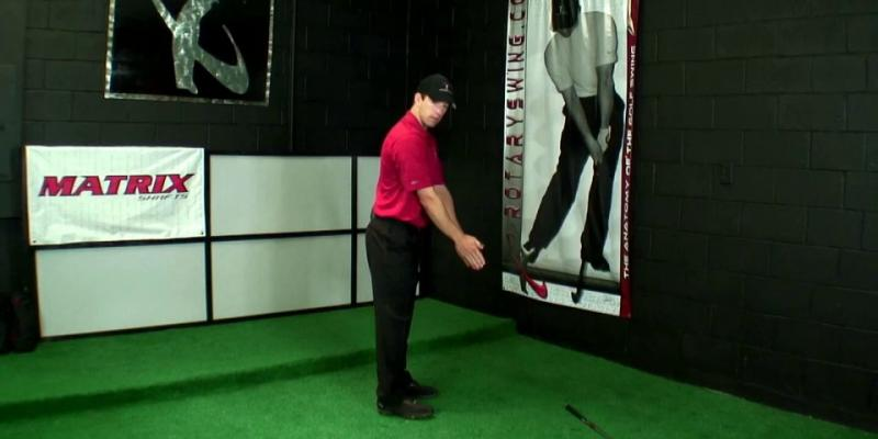 5 Minutes to the Perfect Backswing