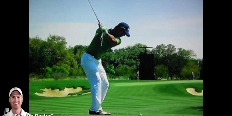 Billy Horschel Golf Swing Analysis