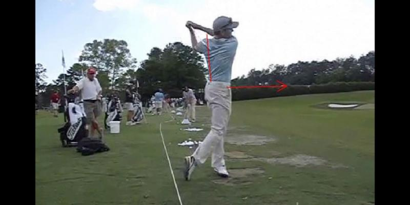Brendon Todd Golf Swing Analysis