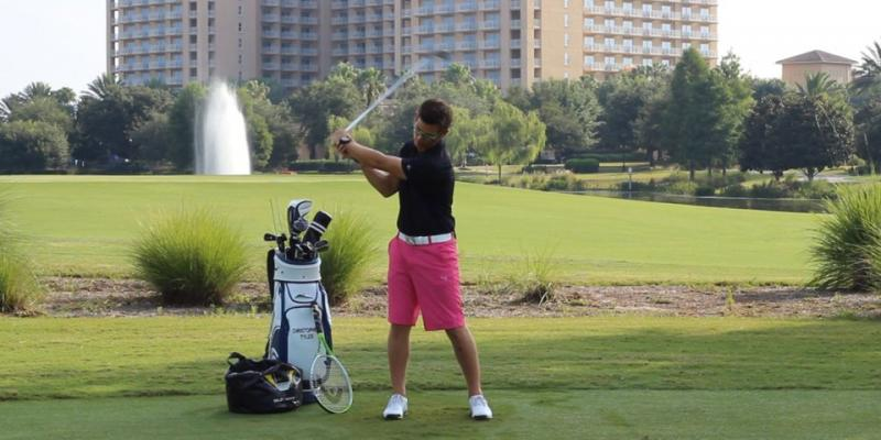 Using the Wrists in the Golf Swing | RotarySwing com