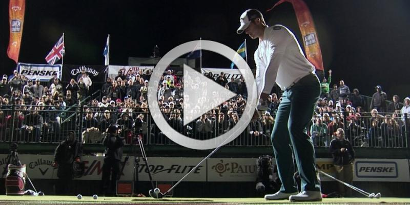 Jeff Flagg 2014 World Long Drive Champion