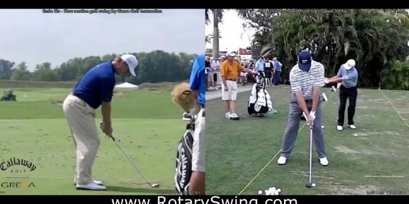 Ernie Els Golf Swing Analysis