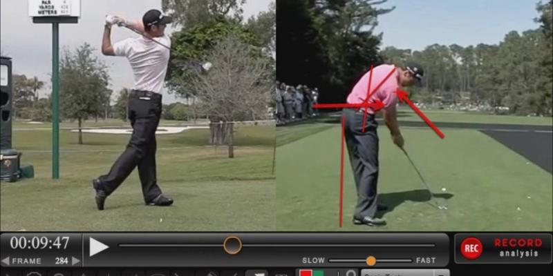 Martin Kaymer Golf Swing Analysis