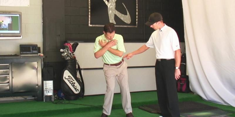 Proper Weight Shift to the Left in the Golf Swing