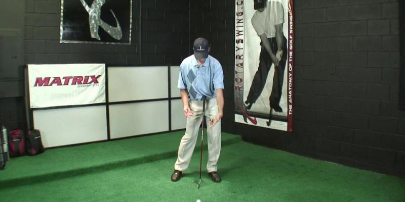 Hit the Golf Ball Straighter & Avoid Elbow Injuries