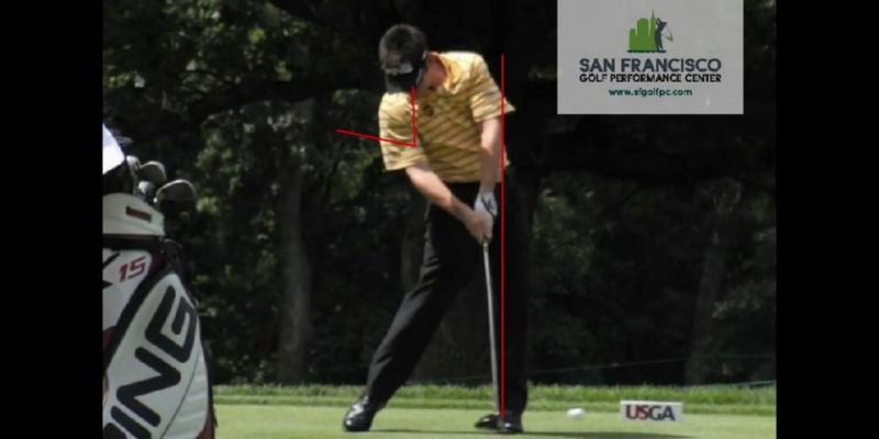 Louis Oosthuizen Golf Swing Analysis