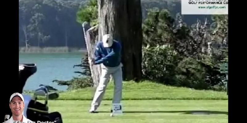 Fred Couples Golf Swing Analysis