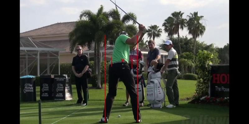 Henrik Stenson Golf Swing Analysis