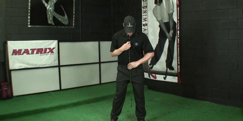 Hit Better Shots with Level Shoulders at Impact
