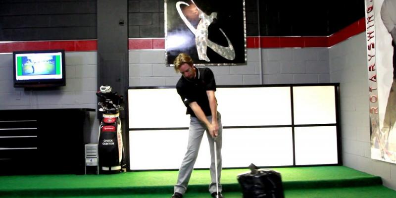 Leverage or Rotation? Depends on Your Arms in the Golf Swing