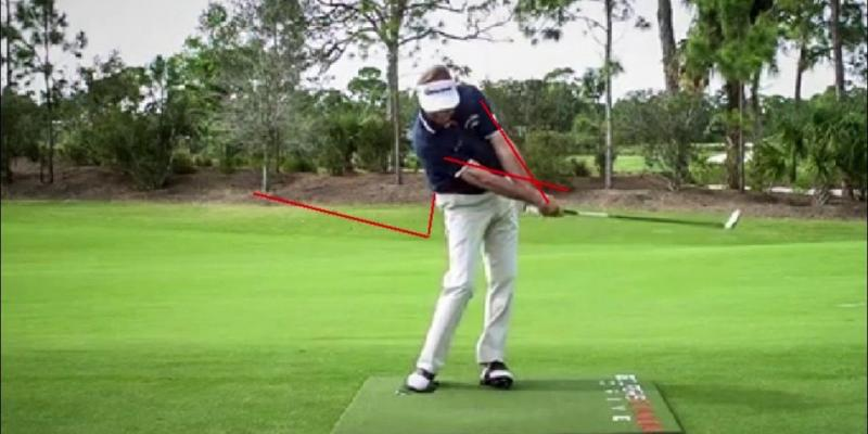 Ken Duke Golf Swing Analysis
