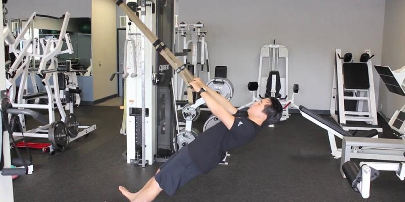 5 Best TRX Exercises for Distance