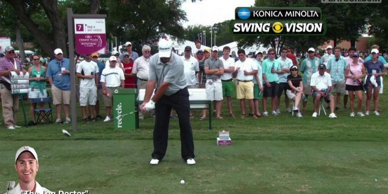 Boo Weekley Golf Swing Analysis