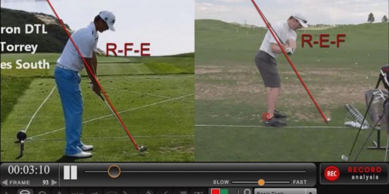Matt Jones Golf Swing Analysis