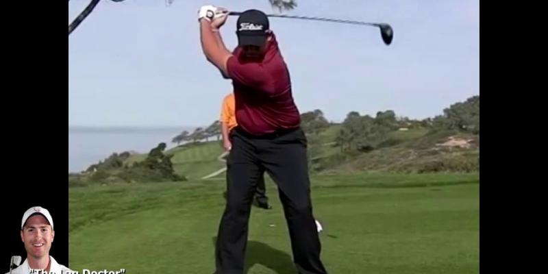 Scott Stallings Golf Swing Analysis