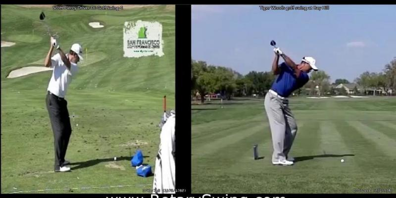 Scott Piercy Golf Swing Analysis