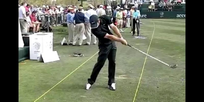 Trevor Immelman Golf Swing Analysis