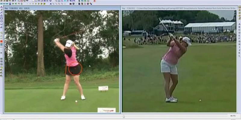 Brittany Lincicome Swing Analysis
