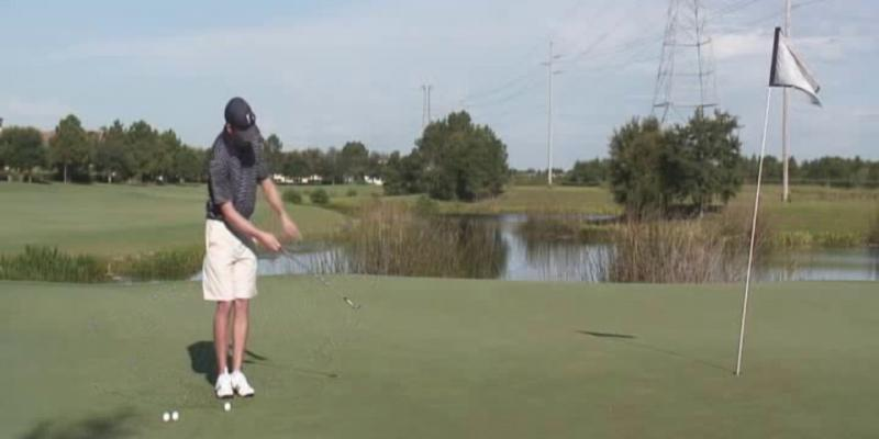 Golf Chipping | How to Put Backspin On a Chip Shot