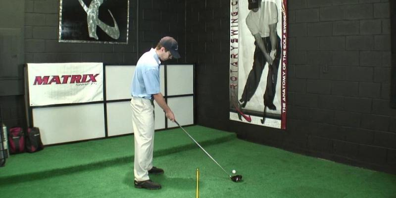 How to Swing a Driver | Driver Setup