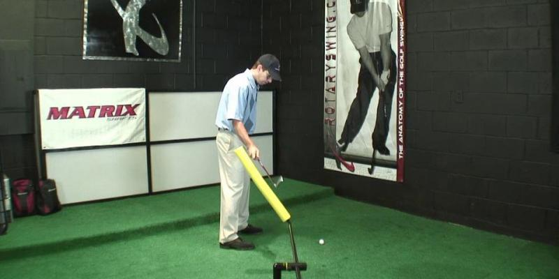 Trace the Plane Line for an On Plane Golf Swing