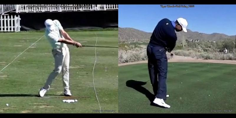 Derek Ernst Golf Swing Analysis