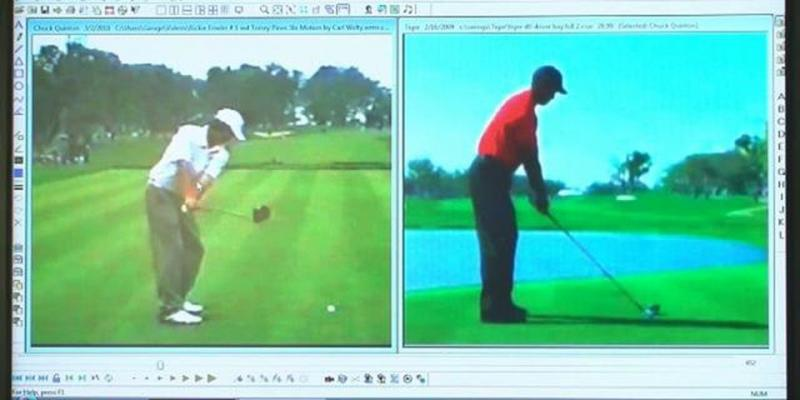 Rickie Fowler Swing Analysis