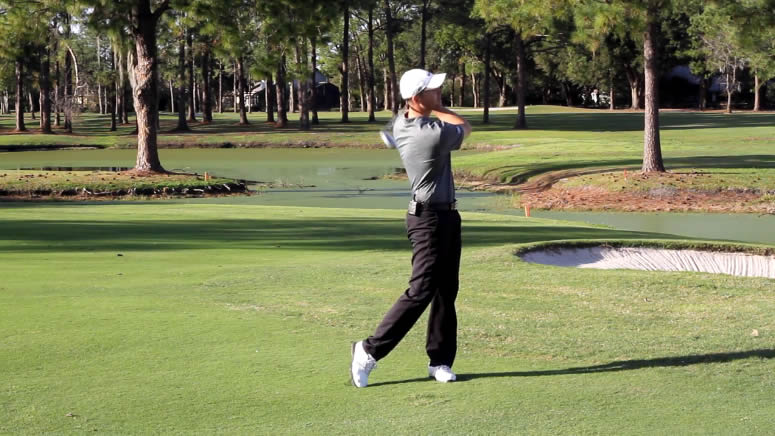 How to Hit the Flop Shot