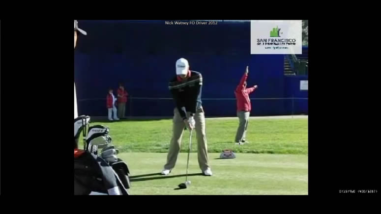 Nick Watney Golf Swing Analysis